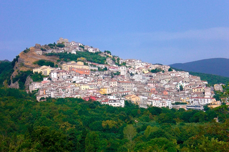 Pietrelcina, the birthplace of Padre Pio