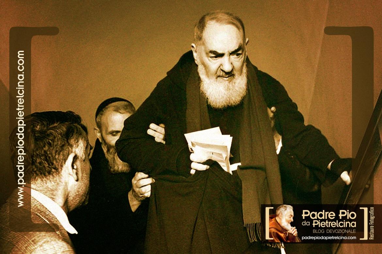Biography of Saint Padre Pio of Pietrelcina