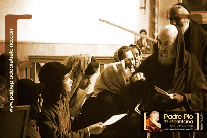 Los Hijos Espirituales del Padre Pío de Pietrelcina