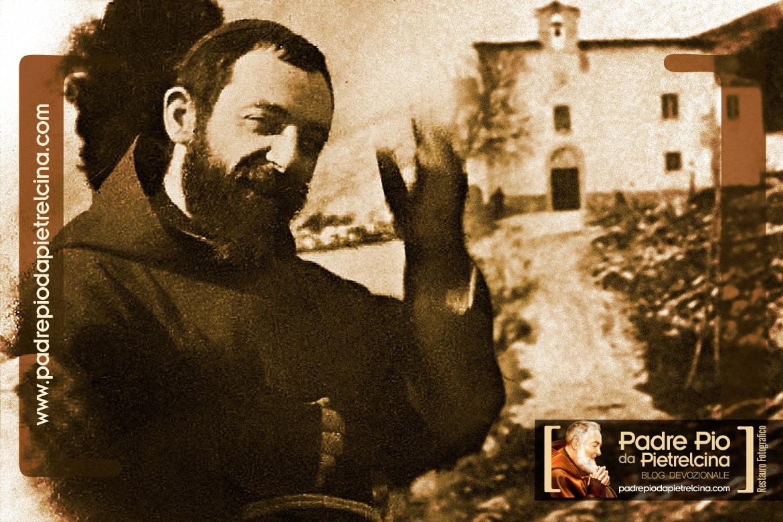 ¿Cuándo nació Padre Pío?