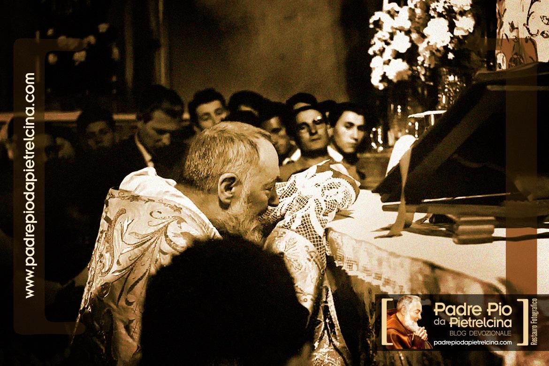 Padre Pío llega a San Giovanni Rotondo en 1916, tenía 29 años