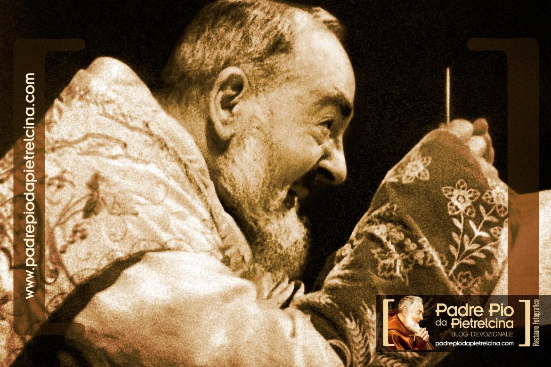 La Misa celebrada por Padre Pío era un camino de Fe