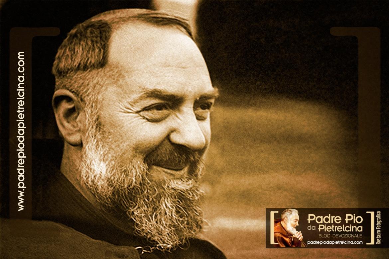25 de Mayo - Aniversario del nacimiento del Padre Pío de Pietrelcina