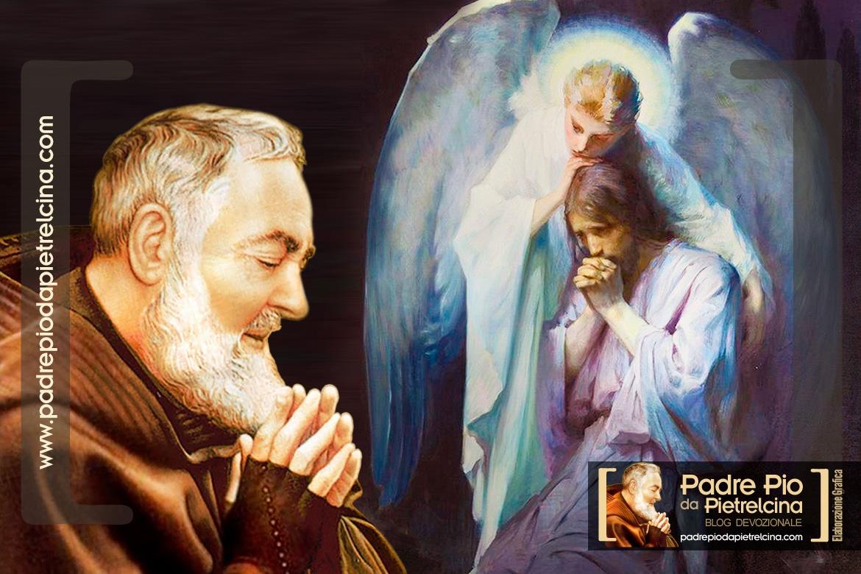Oración al Padre Pío para quien sufre de Problemas mentales