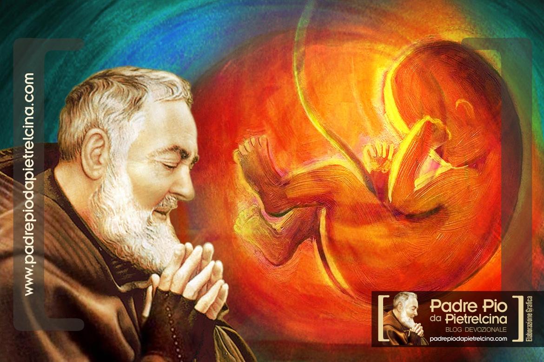 Oración por un Embarazo Complicado o de Alto Riesgo al Padre Pío