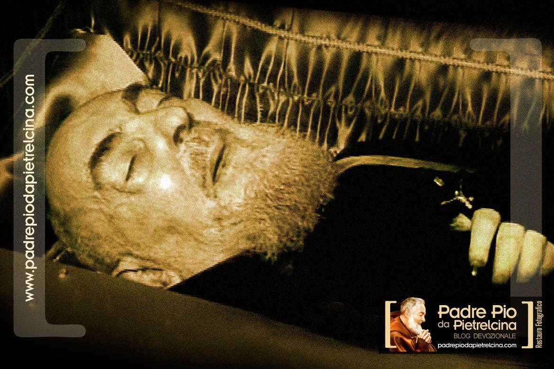 Aniversario de la muerte del Padre Pío el 23 de Septiembre de 1968
