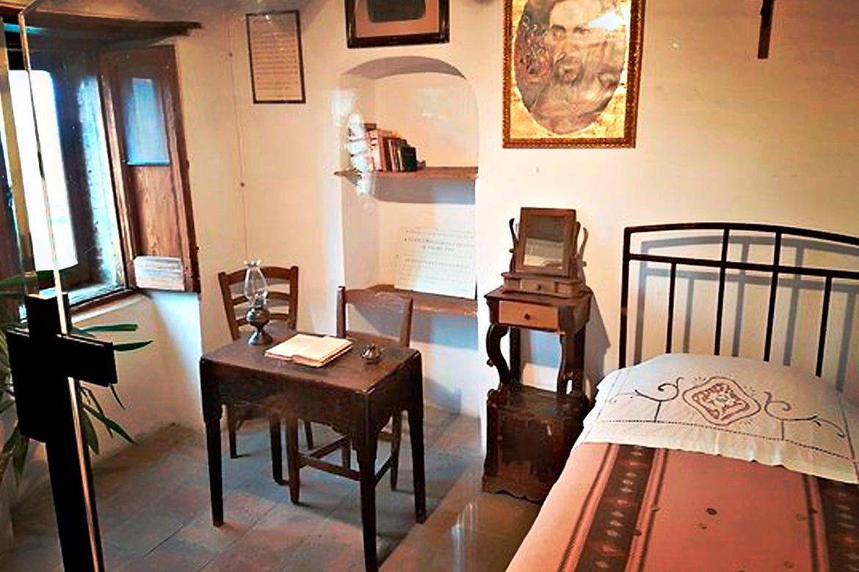 Pietrelcina: La Torretta ( La Tourelle ) de Padre Pio