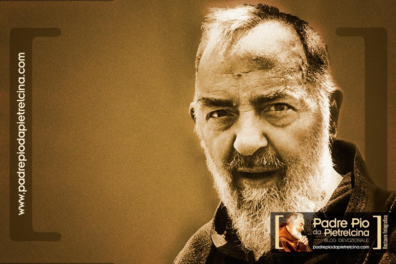Padre Pio protège-moi, aide-moi, fais-moi sentir ta présence