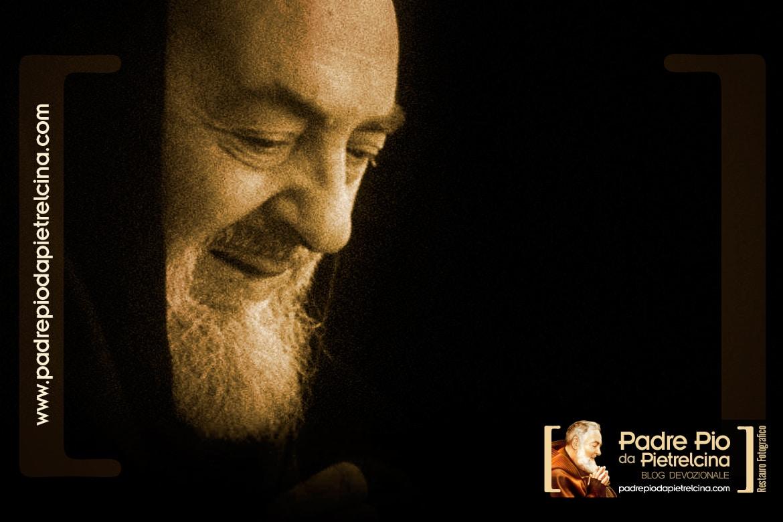 Padre Pio a reçu le charisme de la Scrutation des Cœurs et des Âmes