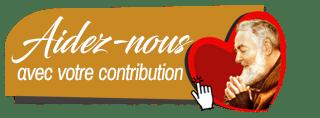 Aidez-nous avec votre contribution