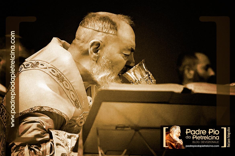 La Messe célébrée par Padre Pio était un chemin de Foi