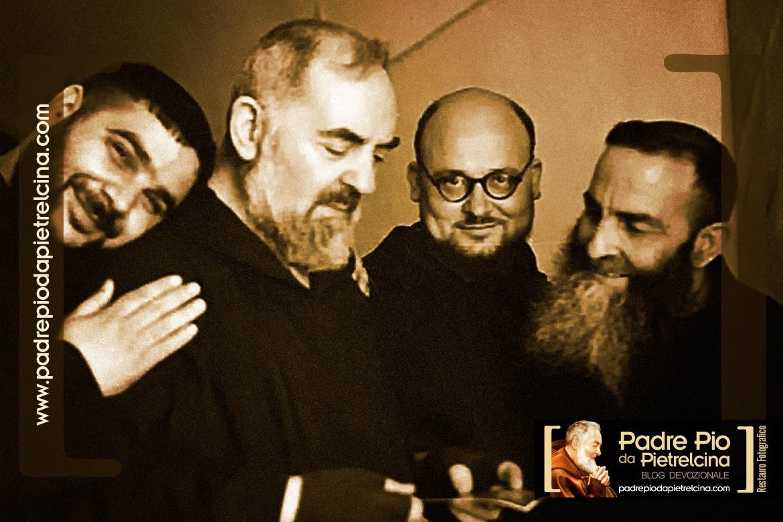 Les conseils spirituels de Padre Pio pour demander de l'aide à l'Ange Gardien