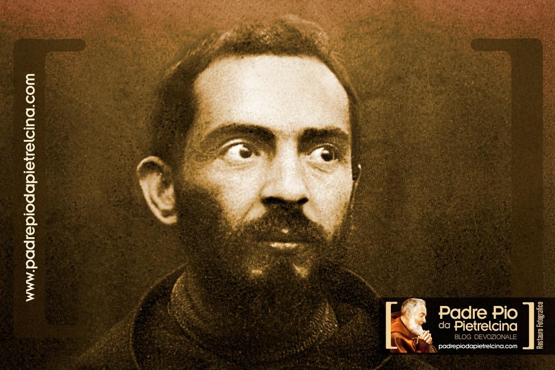 Padre Pio dal 1909 al 1916, i sette anni di malattia misteriosa.