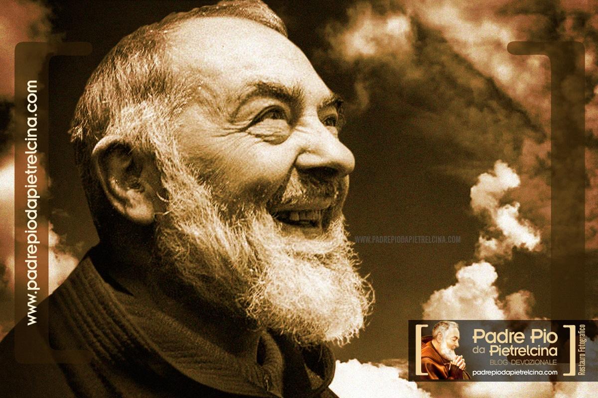 Le frasi più belle di Padre Pio, una frase di Padre Pio per te