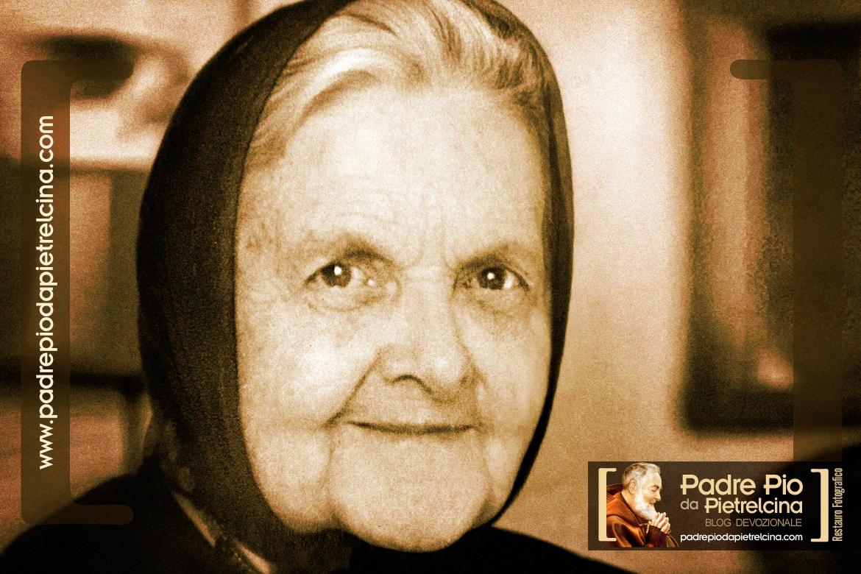 Mary Pyle benefattrice e figlia spirituale di Padre Pio