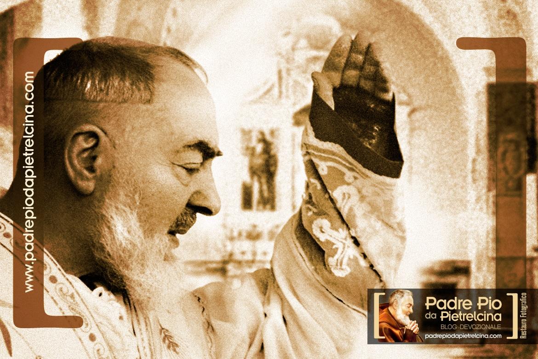 Padre Pio e l'amore per la Madre Chiesa