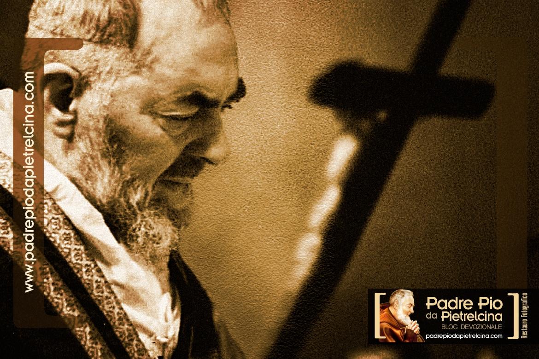 Padre Pio testimone della passione di Gesù Cristo