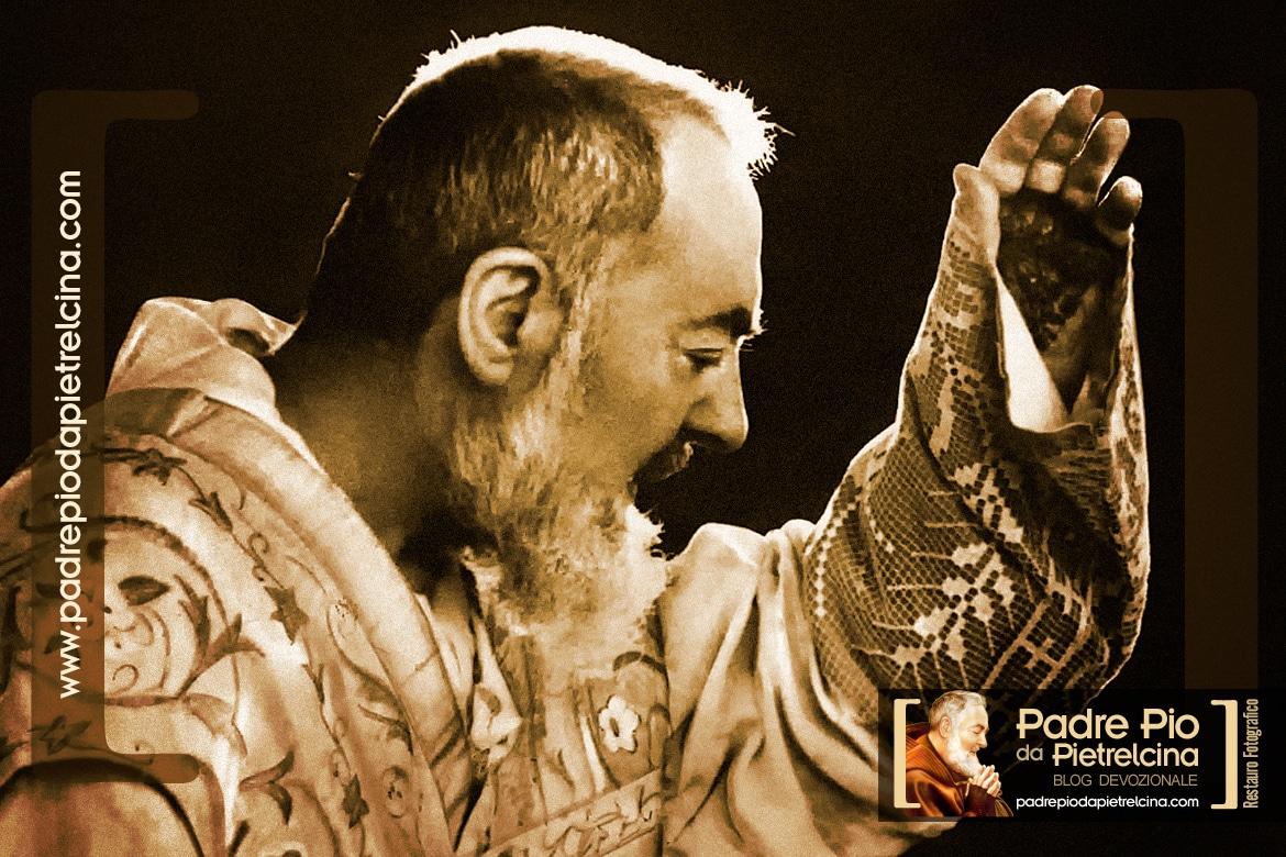 Le Stimmate di Padre Pio, i segni visibili delle ferite di Cristo