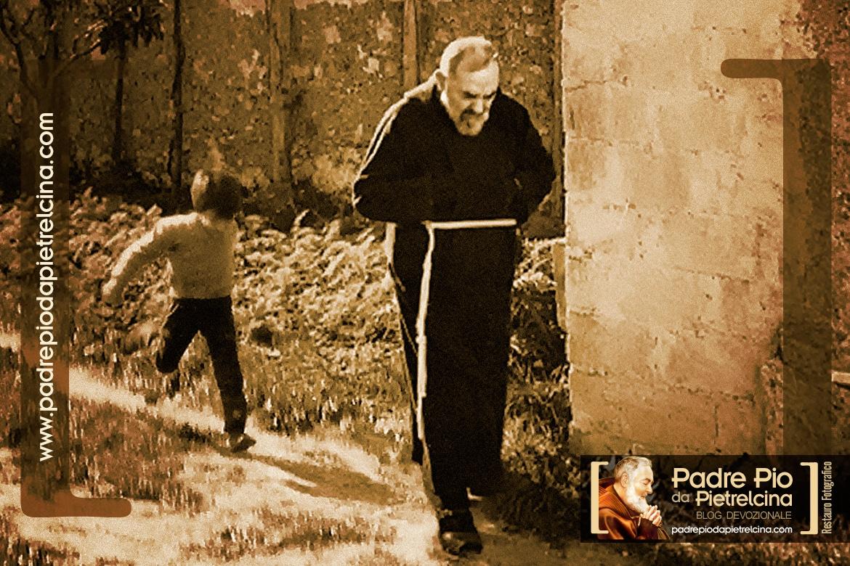 Padre Pio ha vissuto in povertà