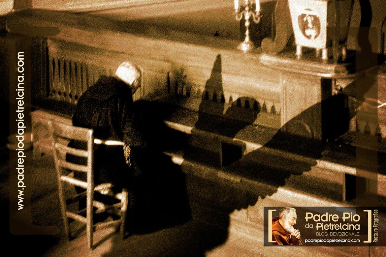 Padre Pio e il suo Angelo Custode