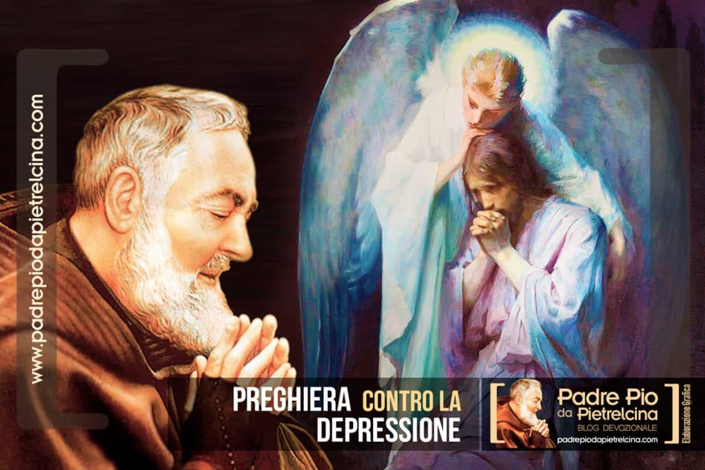 Preghiera per Sostenere chi soffre di disturbi mentali a Padre Pio