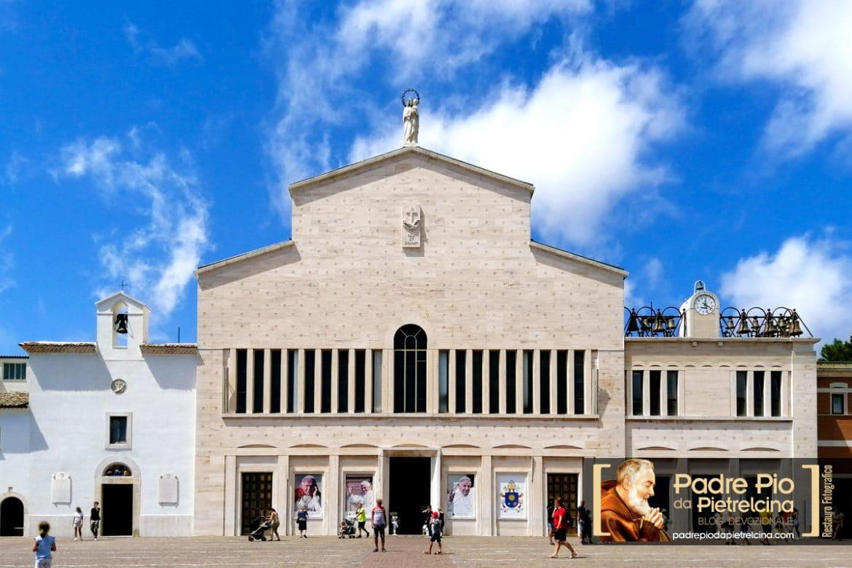 Chiesa di Santa Maria delle Grazie a San Giovanni Rotondo - Chiesa di Padre Pio