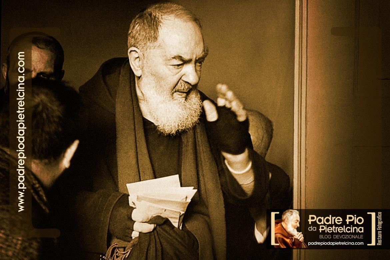 La vita di Padre Pio da Pietrelcina, la storia di un Santo