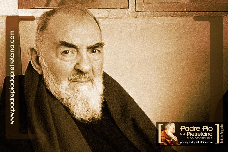 Padre Pio dimmi qualcosa