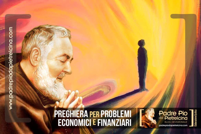 Preghiera per risolvere problemi economici e difficoltà finanziarie